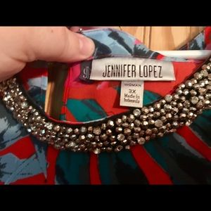 Jennifer Lopez dress tank